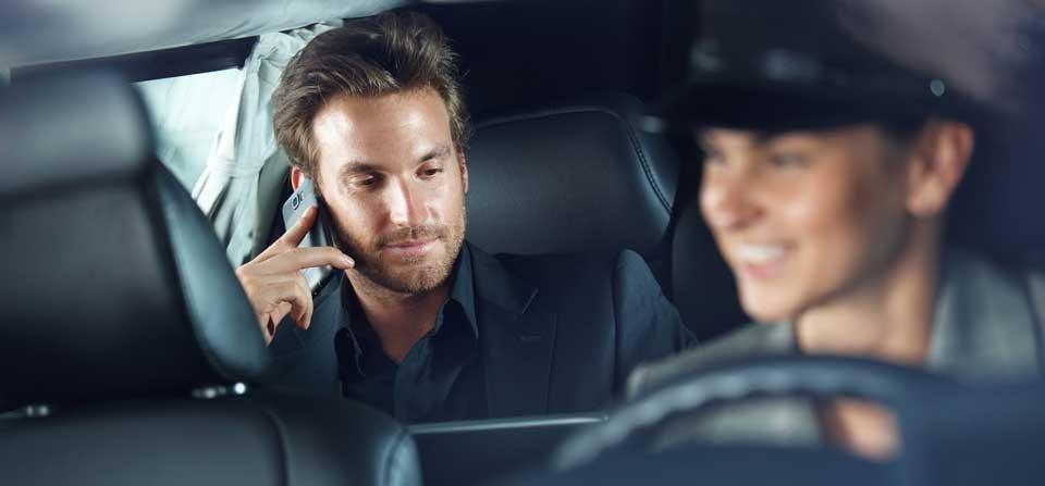 agence location limousine avec chauffeur