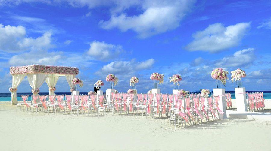 mariage aux maldives