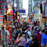 séjour à Hong Kong