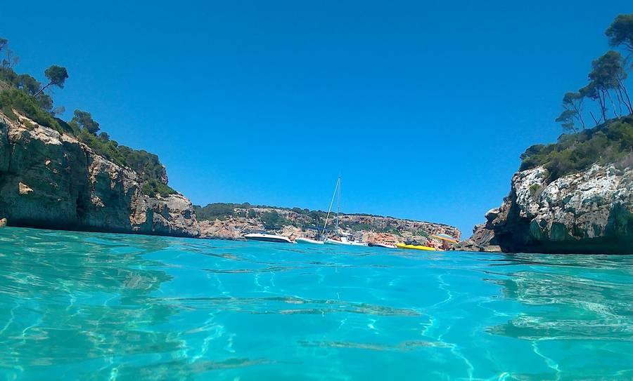 La plus belle plage de Majorque